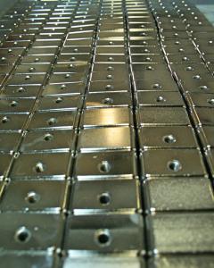 Nikkelezés - Nikkel bevonat