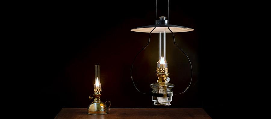 olaj-lampa