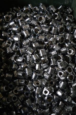Nikkelezés galéria - Nikkelezett munkadarabok