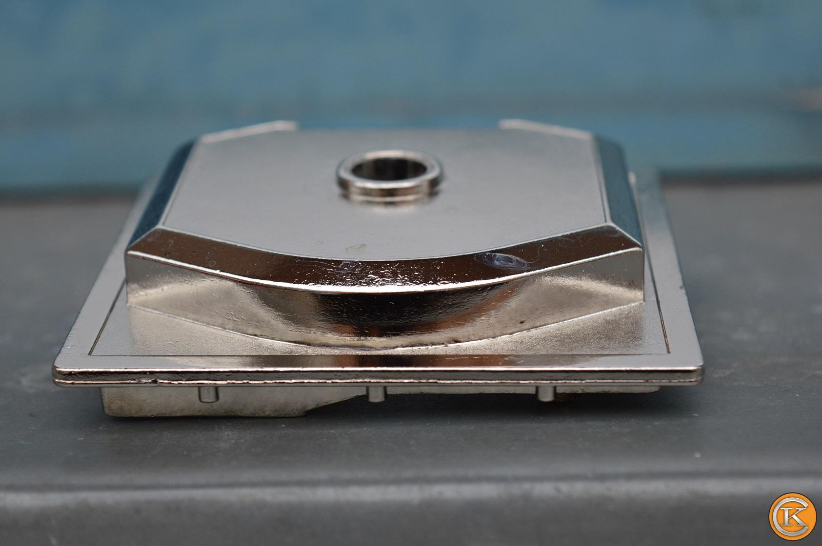 Nikkelezés galéria - Nikkelezett munkadarab